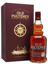 Old Pulteney 33y 1983  0.7l