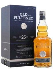 Old Pulteney 25y  0.7l