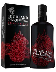 Highland Park Twisted Tatoo 16y  0.7l