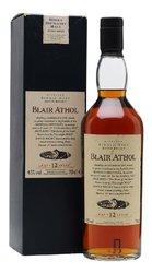 Blair Athol 12y Flora & Fauna series  0.7l