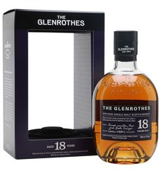 the Glenrothes 18y  0.7l