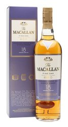 Macallan Fine oak 18y  0.7l