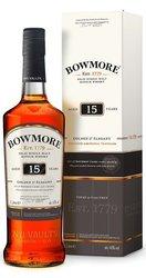 Bowmore Golden & Elegant 15y  1l