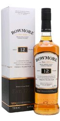 Bowmore 12y  0.7l