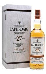 Laphroaig 27y batch 2017  0.7l