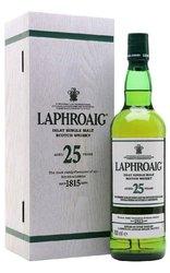 Laphroaig 25y batch 2018  0.7l