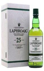Laphroaig 25y batch 2014  0.7l