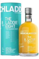 Bruichladdich Classic laddie eight 8y  0.7l