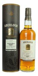 Aberlour White oak 2007  0.7l