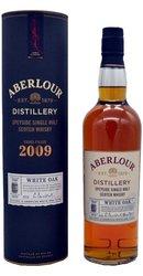 Aberlour White oak 2009  0.7l