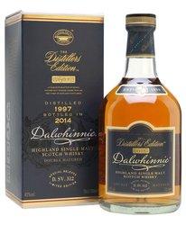 Dalwhinnie Distillers edition 1997 batch II  0.7l