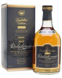 Dalwhinnie Distillers edition 2002  0.7l