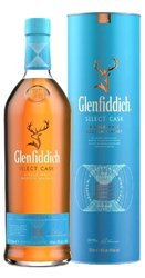 Glenfiddich Select cask miniaturka  0.05l