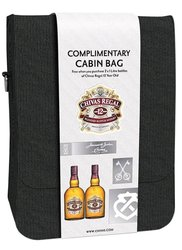 Chivas Regal 12y cabin bag  2x1l