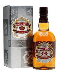 Chivas Regal 12y  0.35l