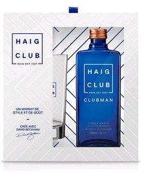 Haig Club Clubman se sklem  0.7l