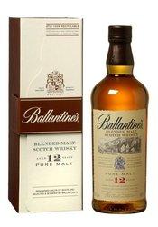 Ballantines pure 12y  0.7l