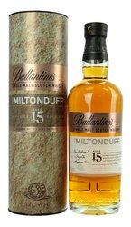 Ballantines Miltonduff 15y  0.7l