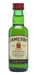 Jameson miniaturka  0.05l