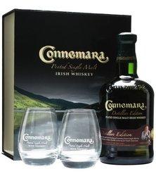 Connemara Distillers edition dárková kazeta  0.7l