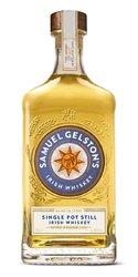 Gelstons Single pot still Bourbon cask  0.7l