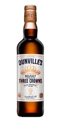 Dunvilles Three Crowns  0.7l