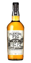 Flaming Pig Black cask  0.7l