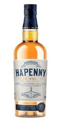 Hapenny Dublin whiskey  0.7l