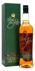 Paul John Classic Select cask Cask strength  0.7l