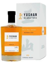 Yushan Bourbon cask  0.7l