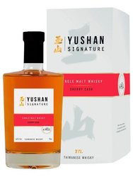 Yushan Signature Sherry cask  0.7l