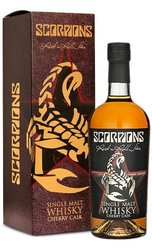 Scorpions whisky  0.7l