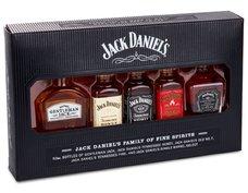 Jack Daniels Family  5x0.05l