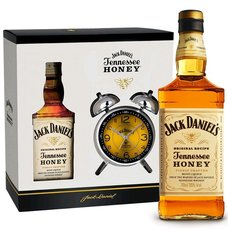 Jack Daniels Honey s budíkem  0.7l