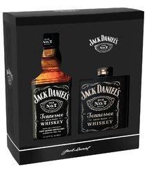 Jack Daniels s placatkou  0.7l
