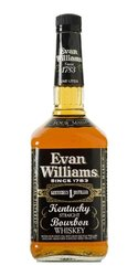 Evan Williams Black  1l