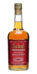 George Dickel Cascade Hollow  1l
