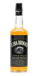 Ezra Brooks Black  0.7l