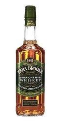 Ezra Brooks rye           45%0.70l