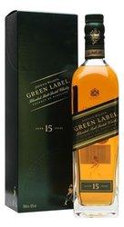 Johnnie Walker Green label 15y  0.7l