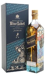 Johnnie Walker Blue label Chinese NY  0.7l