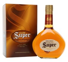 Nikka Super Rare old  0.7l