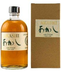 Akashi Single malt Sake cask  0.5l