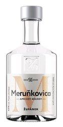 Meruňkovica Žufánek  0.1l